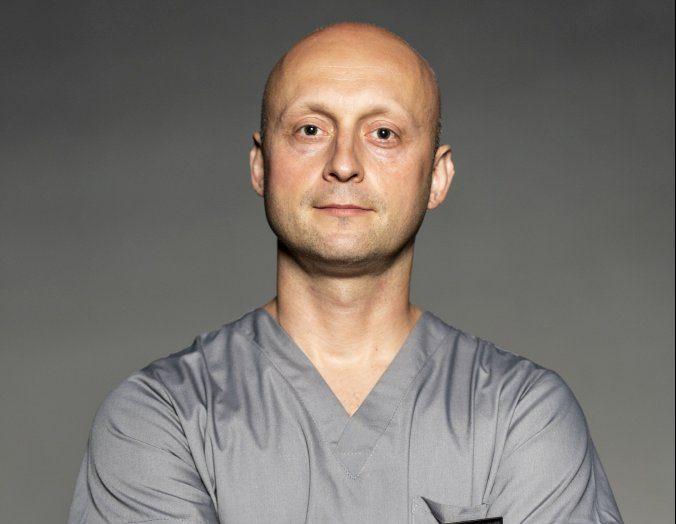 Chirurg onkolog dr n. med. Marcin Juchimiuk
